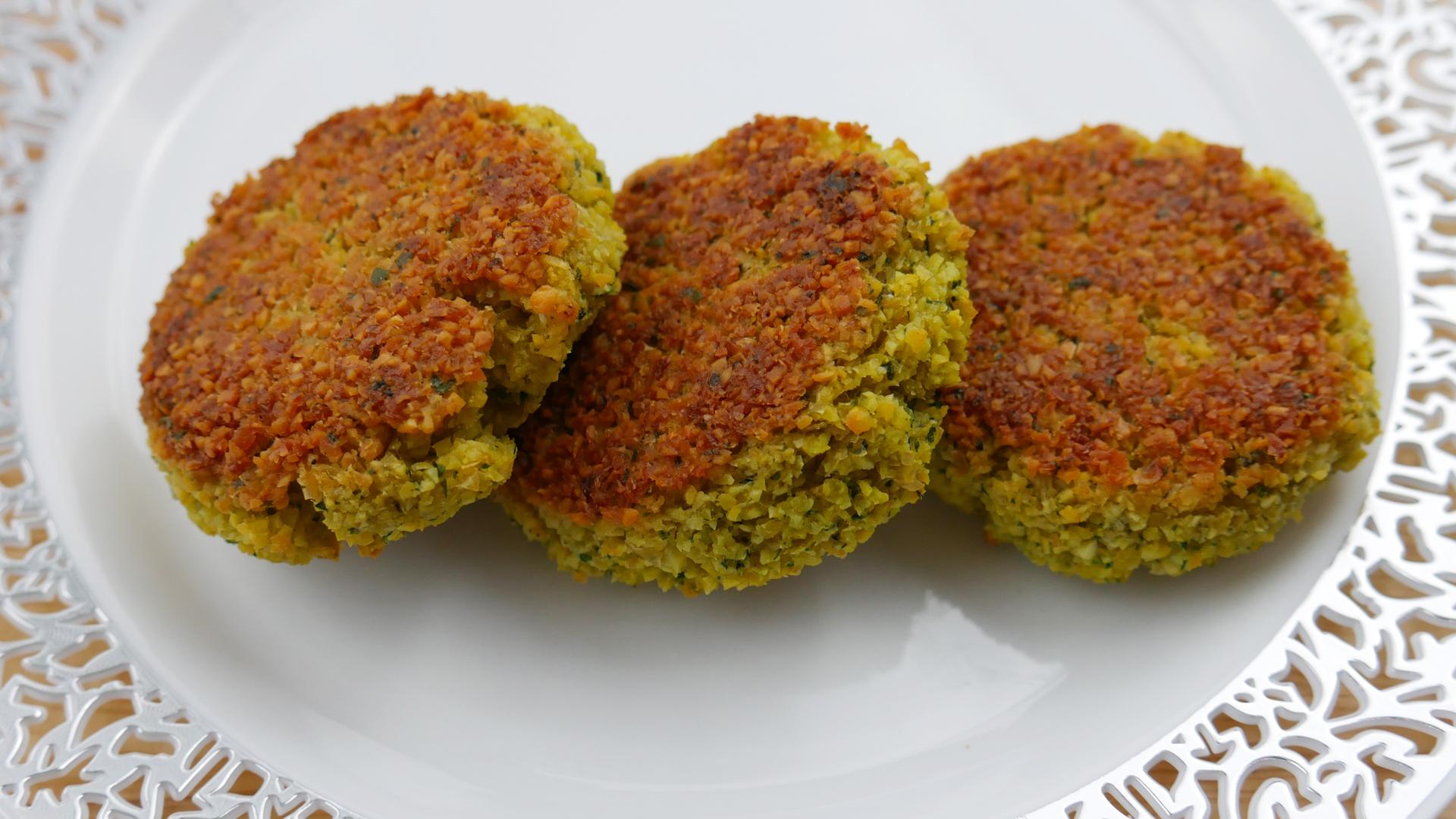 Falafel Assado