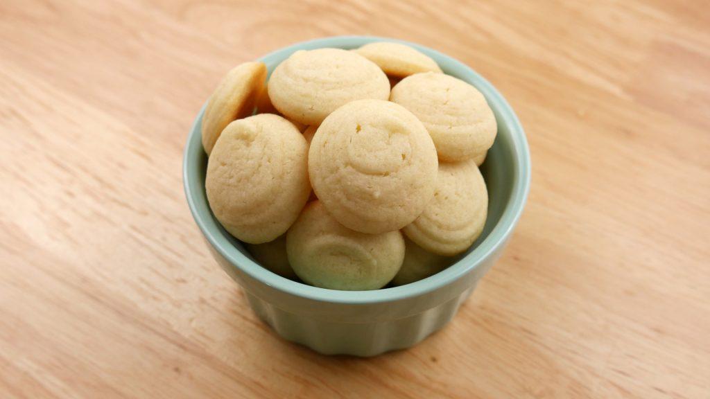 Biscoitinhos de Baunilha (Vanilla Wafers)