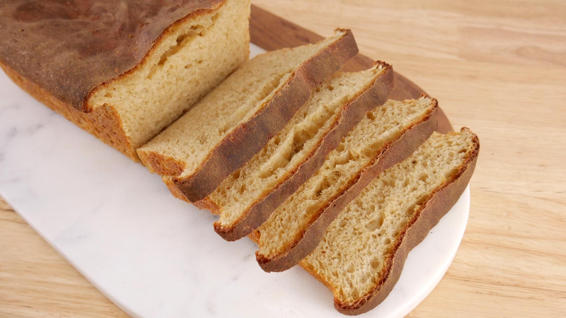 Pão de Trigo e Mel