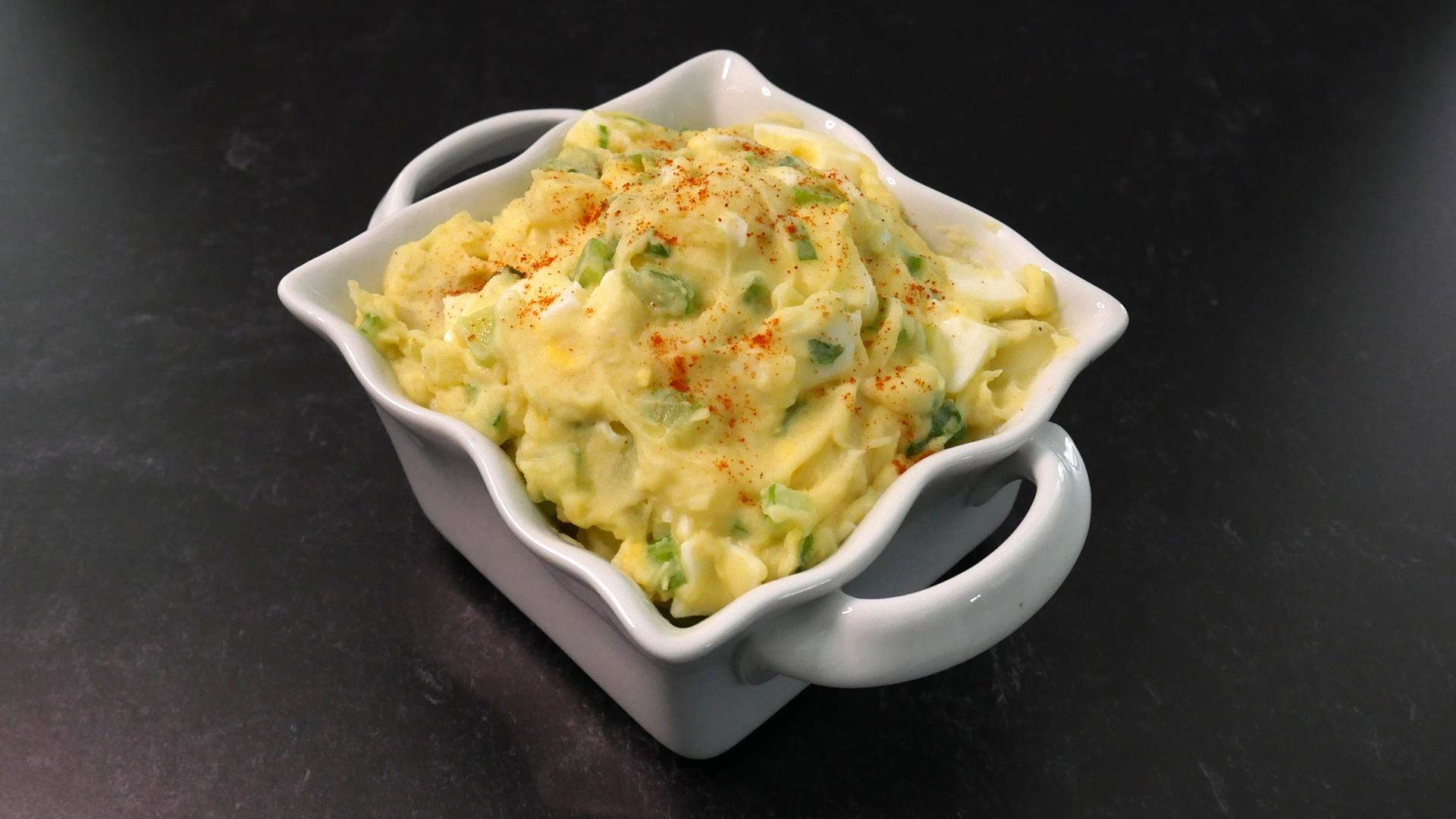Salada de Batata com Maionese