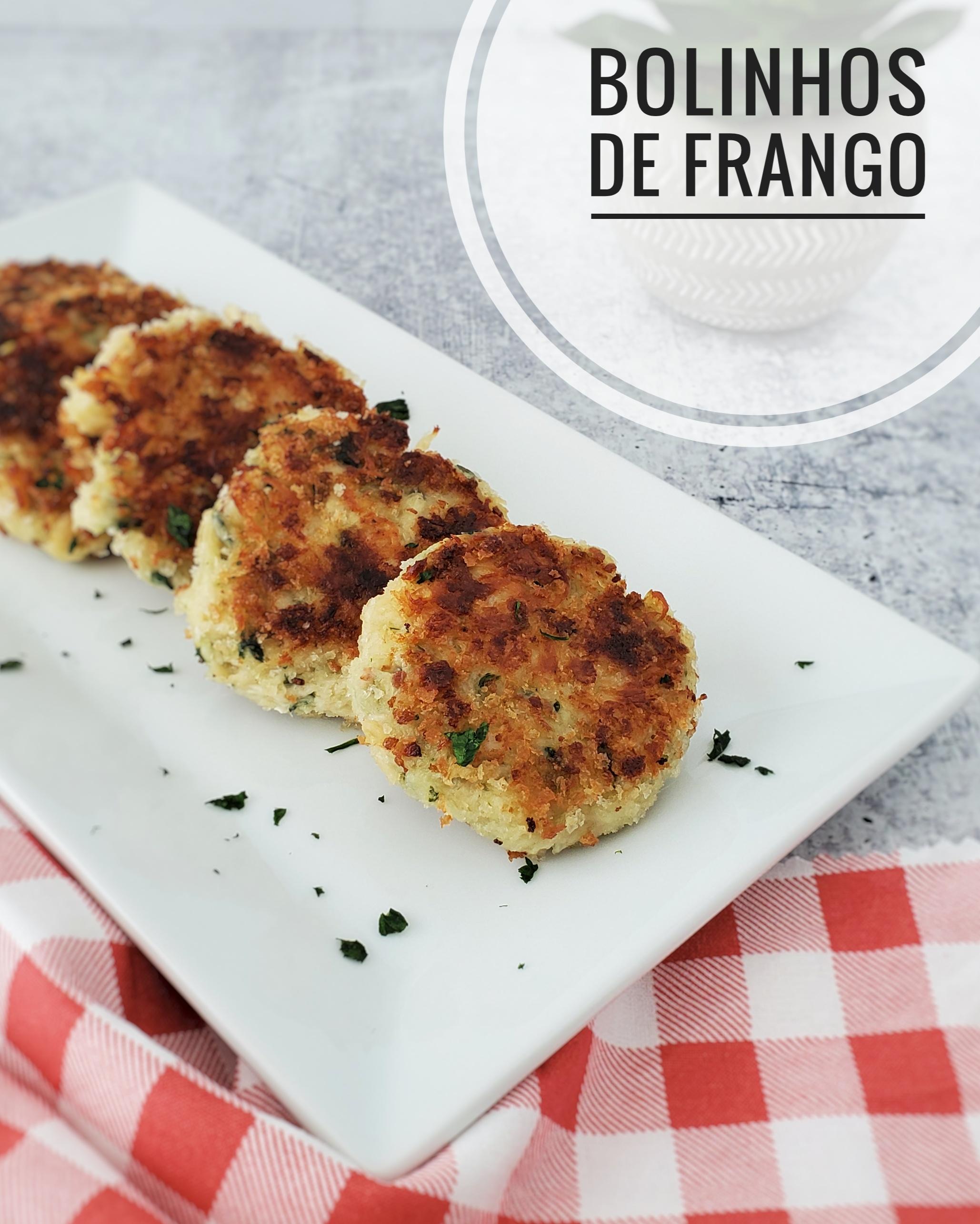 Bolinhos de Frango