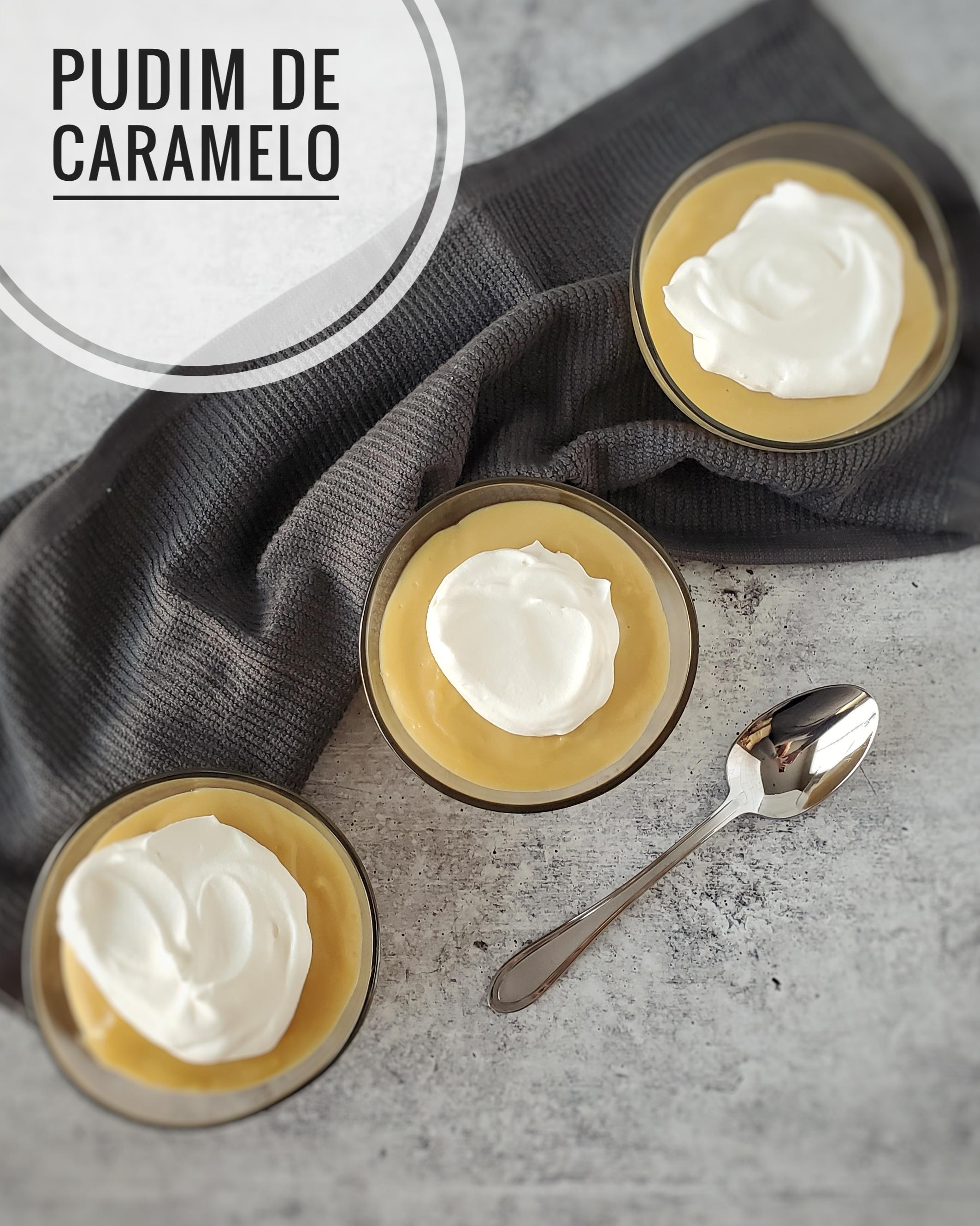 Pudim de Caramelo