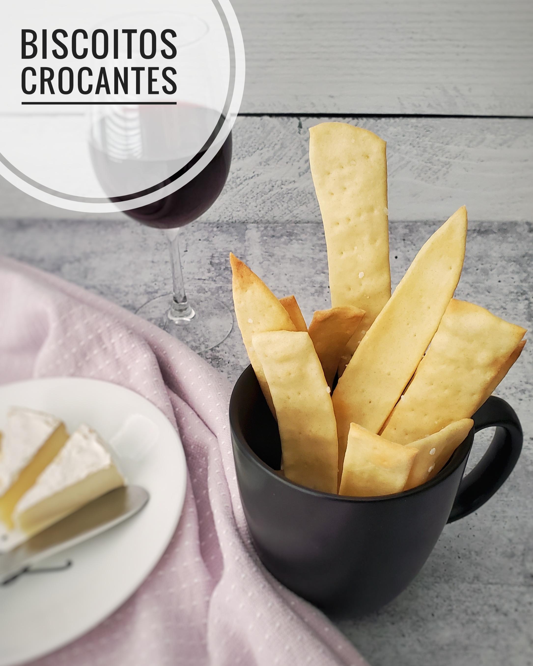 Biscoitos Crocantes