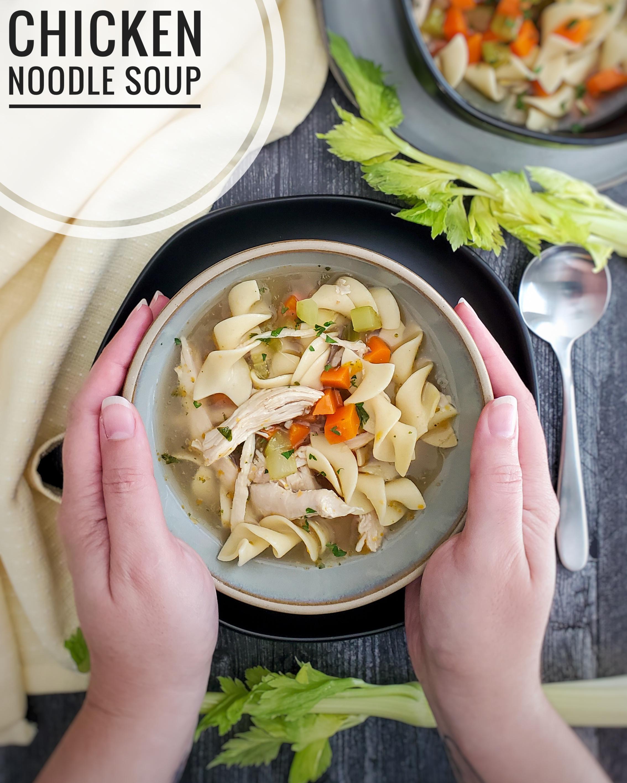 Sopa de Frango (Chicken Noodle Soup)