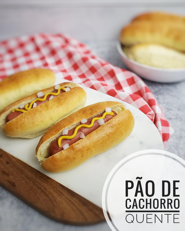 Pão de Cachorro Quente