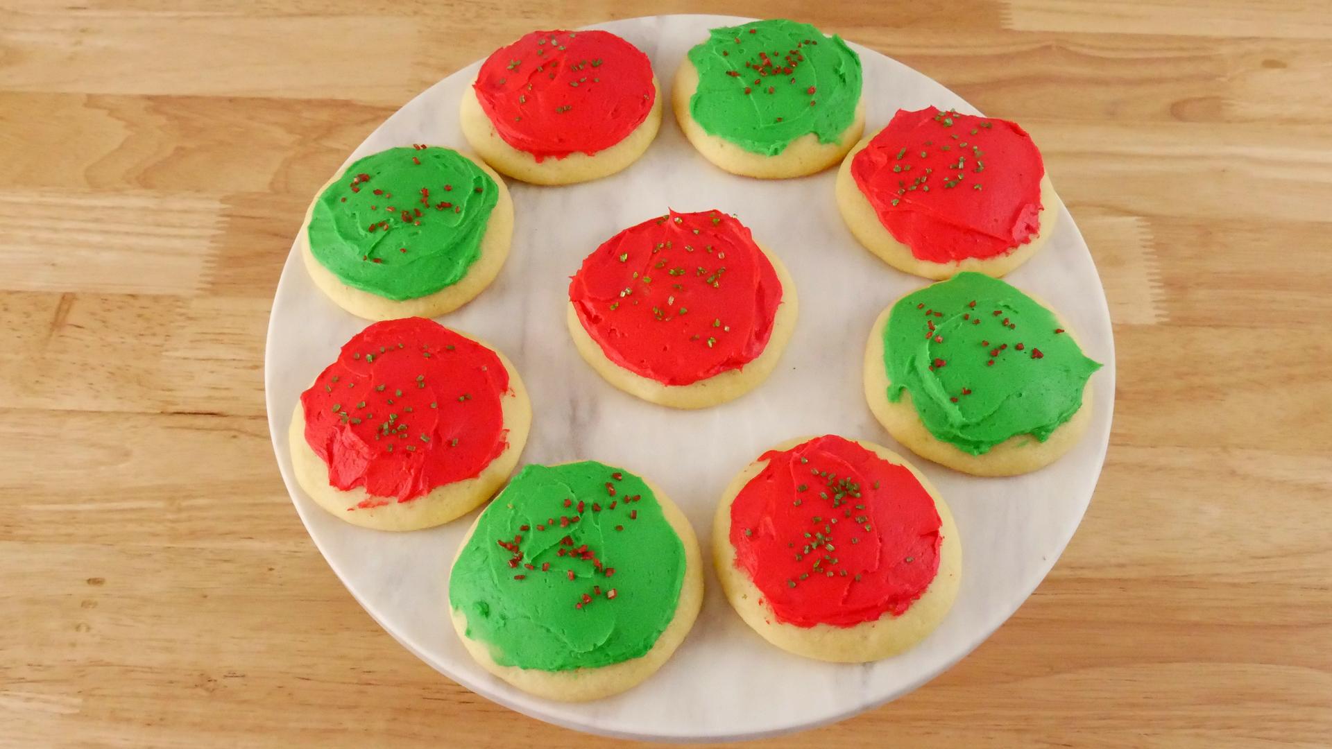 Cookies de Bolo