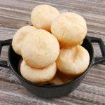 Muffins de Laranja com Cranberry