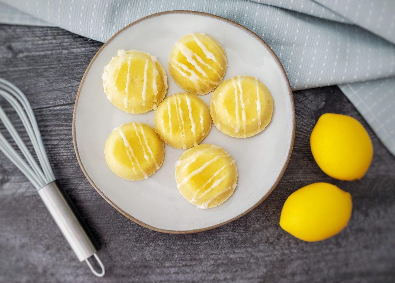 Bolinhos de Limão