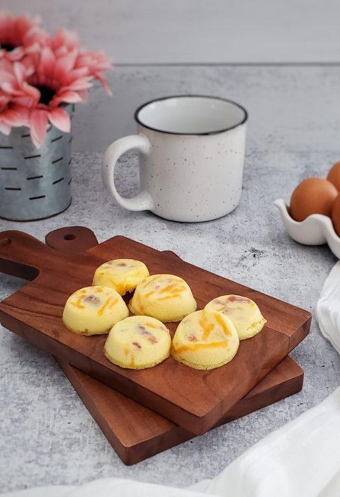 Omeletinhos de Forno (Egg Bites)