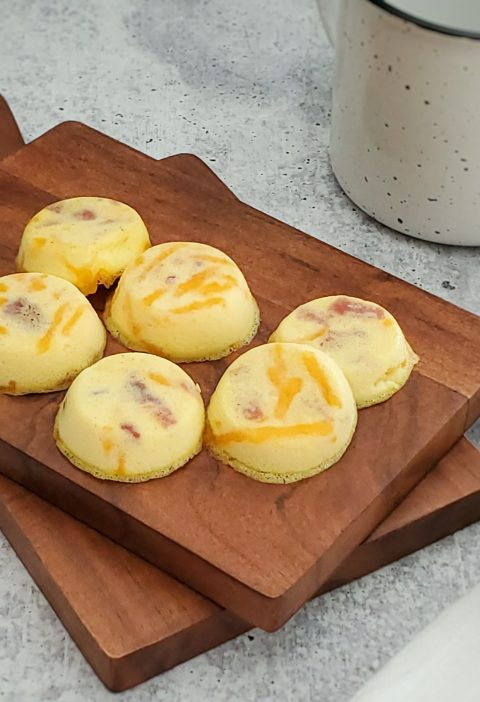 Omeletinhos de Forno
